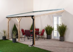 Multiwall Polycarbonate Application