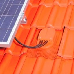 Klober Solar Panel Fixing Accessories, for New Dry Verge and Roofing Underlay