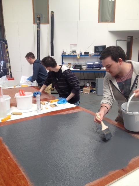 fibreglass training course