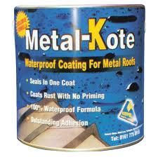 Acrypol Metal Kote waterproof coating