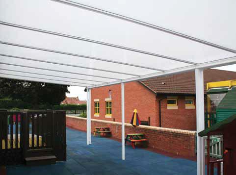 Ariel Plastics roofing and glazing