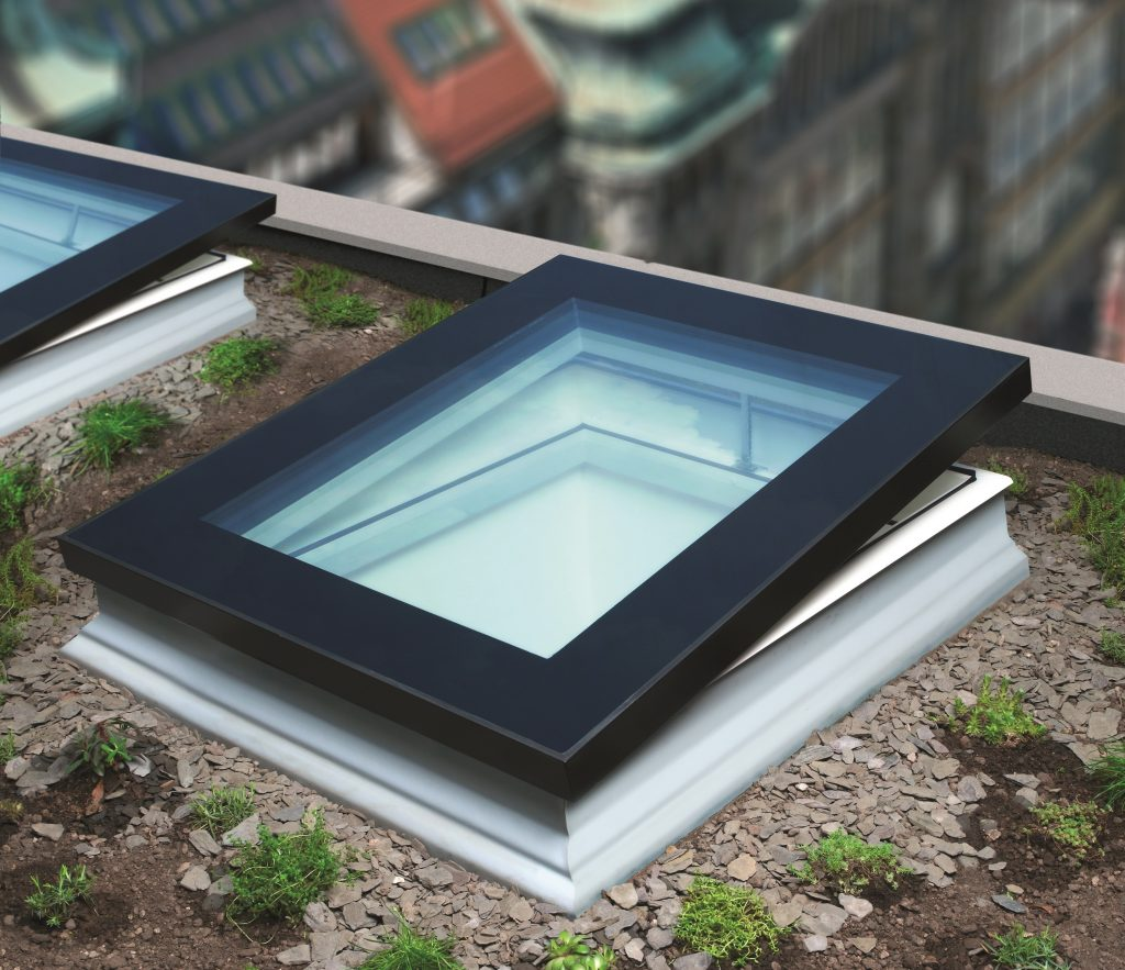 Fakro Flat Roof Windows Combine Style And Energy