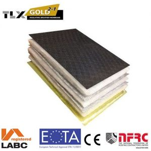 TLX Gold Insulating Membrane