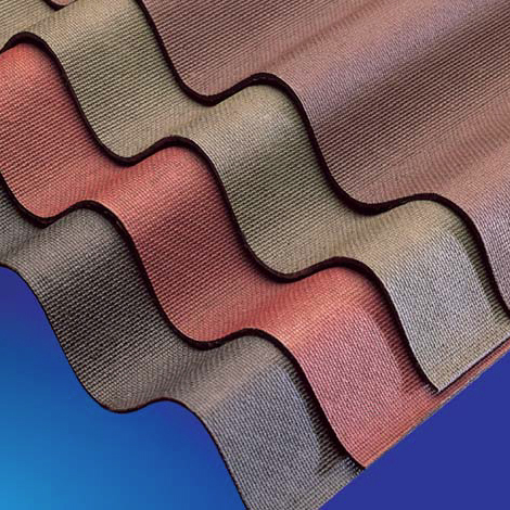 What's the difference between Coroline and Onduline corrugated sheets?