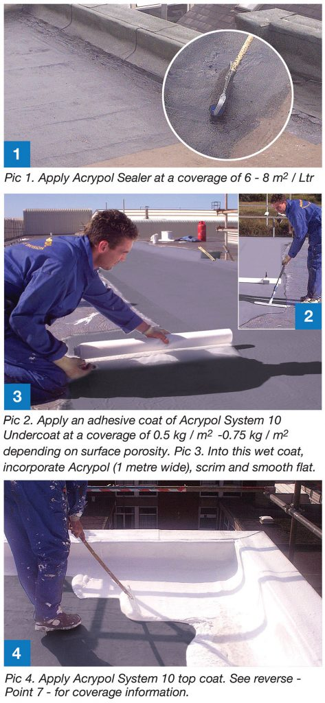 acrypol-system10-product-application-instructions