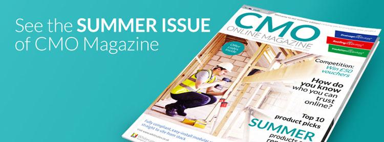 CMO summer magazine