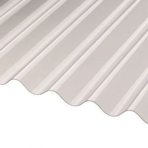 How to install Vistalux roofing sheets