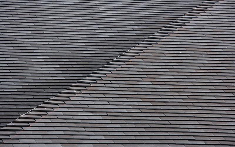 Barton Marina Hawkins Clay Plain Tile Roofing