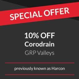 Unbeatable savings on GRP valleys