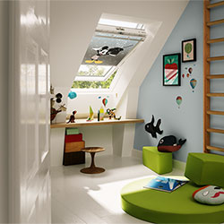 What Are The Different Types Of Roof Window Blinds Available