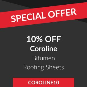 Coroline roof sheets discount
