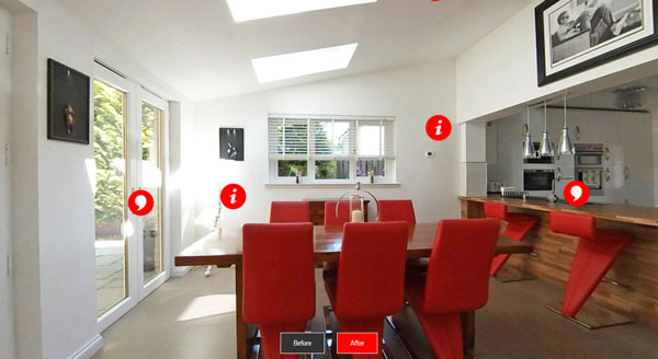The VELUX 360° Extension Experience
