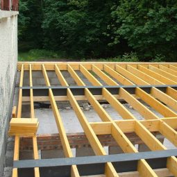 What's the difference between a beam and a joist?