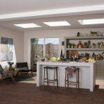 velux integra flat roof window