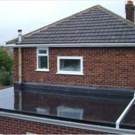 What is the best roofing material for a flat roof?