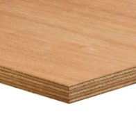 What type of plywood is used for roofing?
