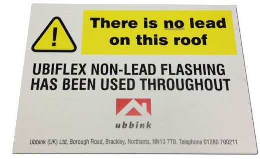 Everything you need to know about lead alternatives to lead flashing