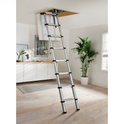 How to install a Youngman Telescopic Loft Ladder
