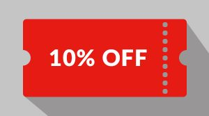 10% off all Coroline products