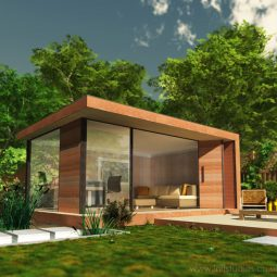 Planning and building an outbuilding