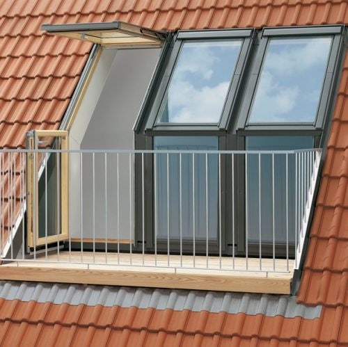 Everything you need to know about VELUX Roof Terraces