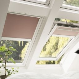 How to fit VELUX blinds