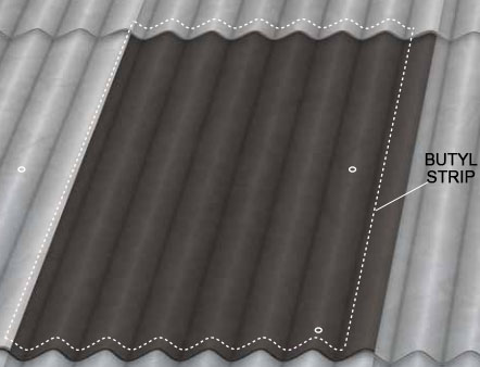How To Fit Fibre Cement Roof Sheets Roofing Superstore Blog