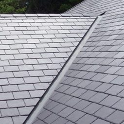 How to slate a roof