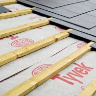 How to install breathable roof membrane