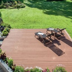 Easy decking, stunning finishes!