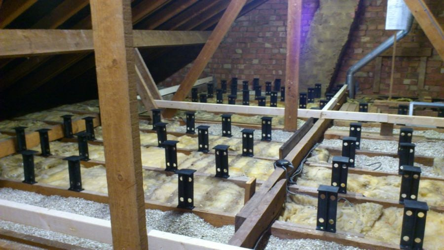 How To Board A Loft Roofing Superstore Blog