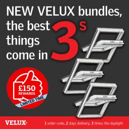 VELUX launch their biggest rewards offer to date…