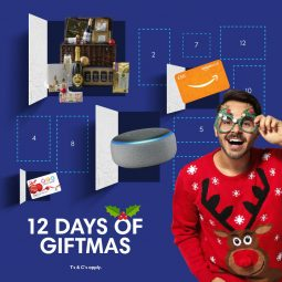 Day 12 – 12 Days of Giftmas
