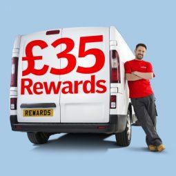 £35 VELUX rewards