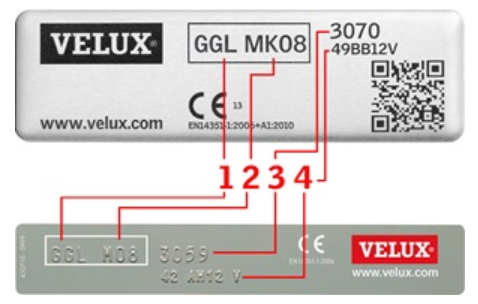Velux Window Size Chart Roofing Superstore Help Advice