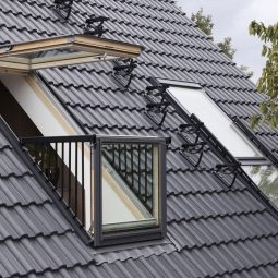 VELUX cabrio from Roofing Superstore