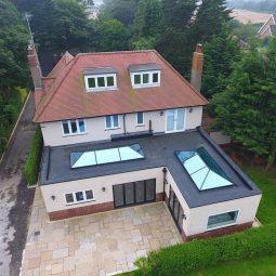 korniche-roof-lantern-external-black-grey-pair-situ-pxnaaedb9o