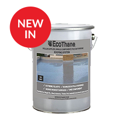 15% off EcoThane liquid roof membrane systems