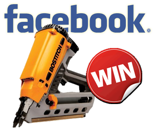 Roofing Superstore Facebook Competition