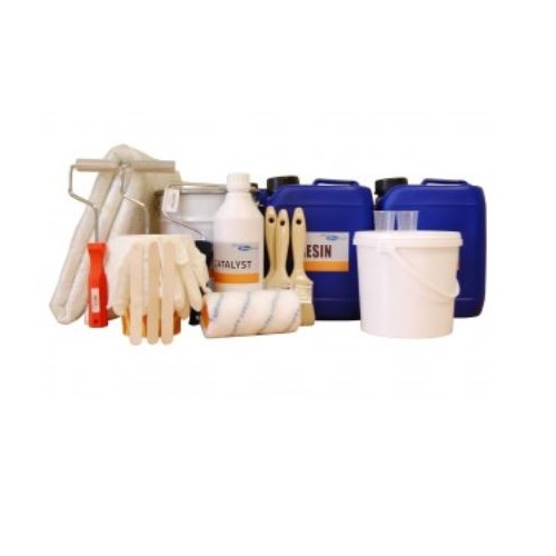 Roofing superstore complete fibreglass roofing kit 10m2 for Kit piscine 10m2