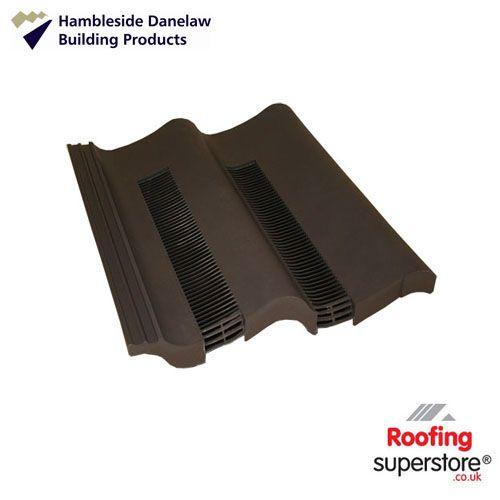Hambleside Double Pantile Redland Grovebury Tile Vent