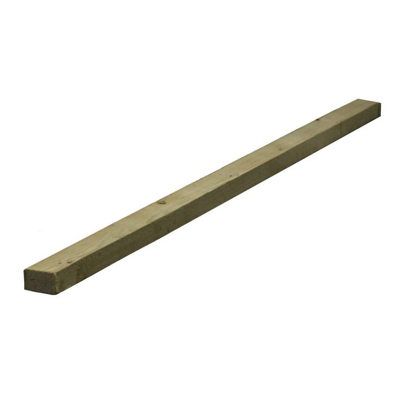 25mm x 38mm Treated Roofing Batten (Price Per Linear Metre)