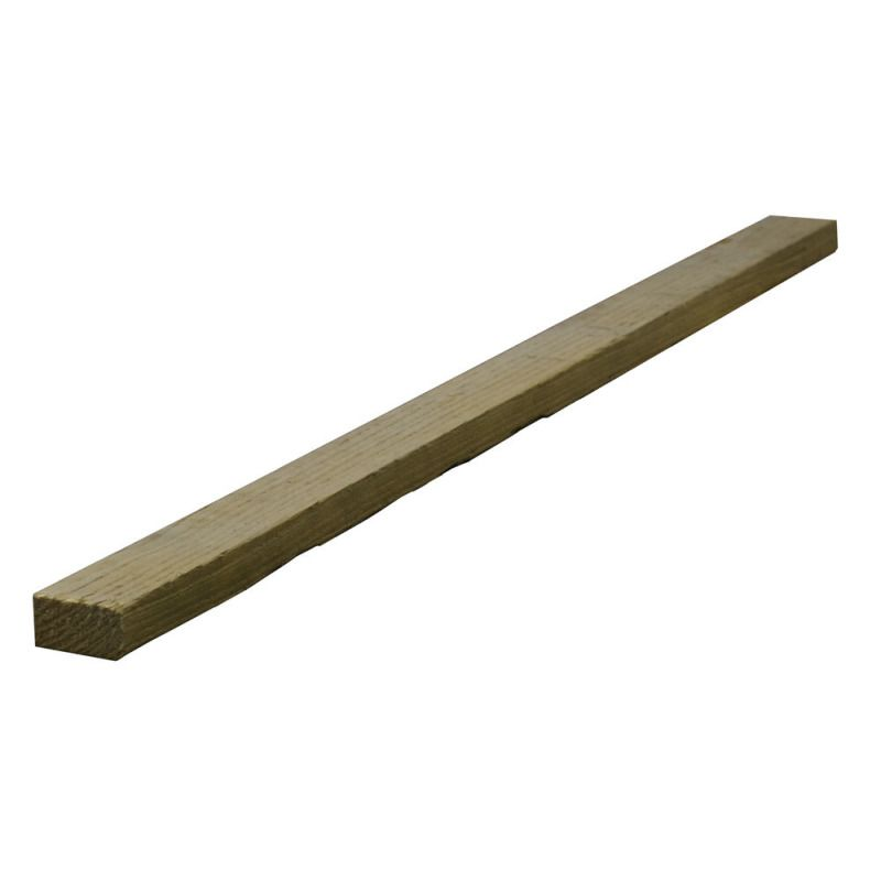 25mm x 50mm Treated Roofing Batten (Price Per Linear Metre)