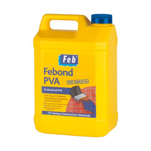 Febond Pva The Original Adhesive Sealer Amp Bonding Agent