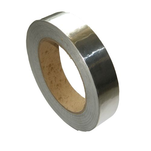 Corotherm Aluminium Sealing Tape 38mm X 10m For 10mm And