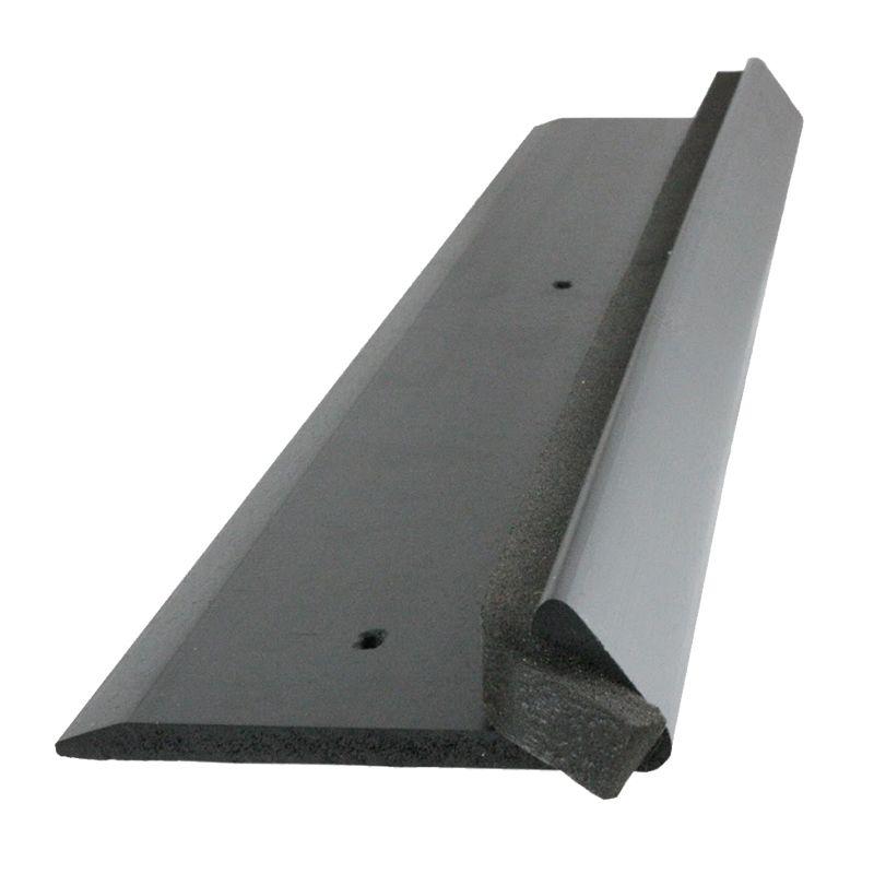 Quicktrim Check Kerb Roof Edge Trim 2 5m Black