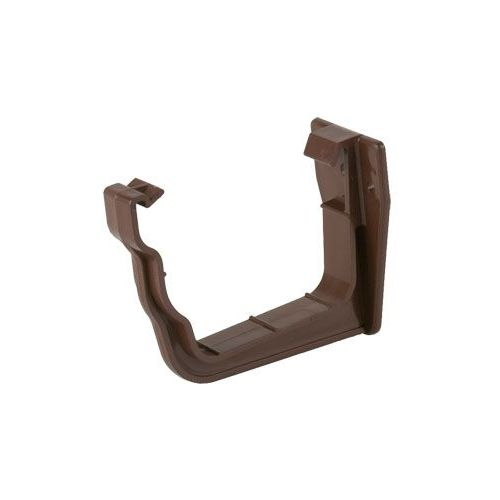 106mm Ogee / Prostyle Guttering Fascia Bracket - Brown