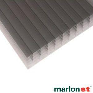 Marlon 25mm Heatguard Opal Multiwall Polycarbonate 2500mm