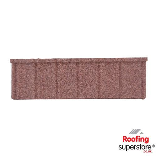 Lightweight Roof Tile - Broadleaf Brown