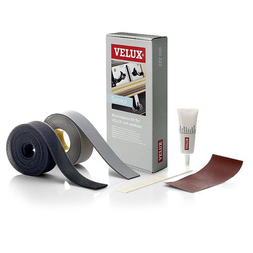 velux diy service kit for velux roof windows zzz 220 roofing superstore. Black Bedroom Furniture Sets. Home Design Ideas